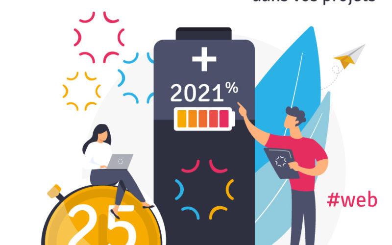 Meilleurs voeux pour 2021